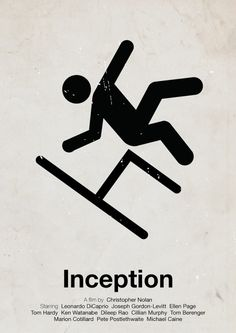 Minimalist inception poster.  Ultralinx