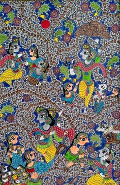 Krishna by Bharthi Dayal
