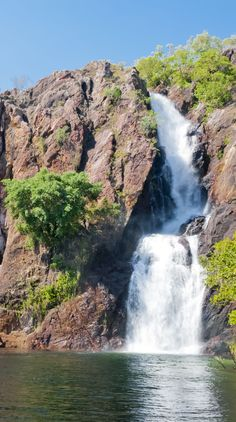 Wangi Falls, Litchfield National Park, Australia