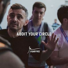 "Check this out from @garyvee Too many of you aren't getting to where you want to be .. Because you are hanging out with people who are bring you down .. Instead of hanging out with those who encourage you .. Go through your friends you hang out with and have a VERY serious conversation with yourself about the ""Relationship value""... This is a super subtle part of many of our lives .. This is sensitive and tough but pls take this post seriously  Dscover How to Deliver Massive Value to Your…"