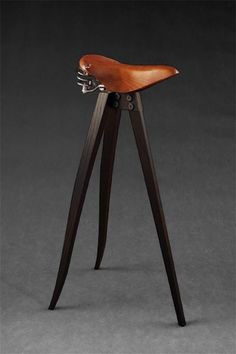 Town Stool- modern furniture design from Gabriel Hargrove