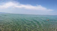 Ierissos beach, Chalkidiki