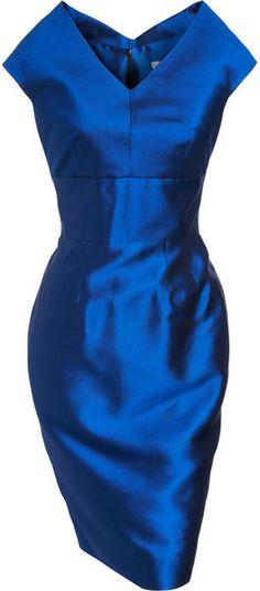 Barbara Tfank Back Collar Dress