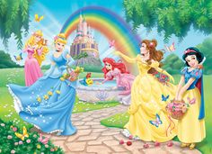 <3 Disney Princess <3