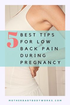 The best natural tips and self-care for pregnant moms who are experiencing back pain - Feel better faster - Advice from a Chiropractor and Mom // Mother Baby Bodyworks -- #motherhood #parenting Pregnancy Guide, Pregnancy Signs, Trimesters Of Pregnancy, Pregnancy Care, Pregnancy Health, Low Back Pain, Hip Pain, Mother And Baby, Advice For New Moms