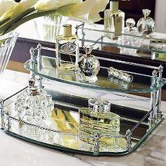 Belmont Two-tier Vanity Tray