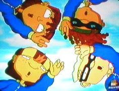 woogedy woogedy woogedy :)  my favorite cartoon back in the day!