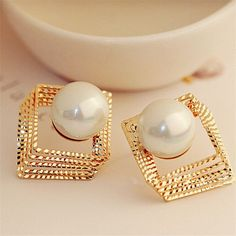 Focus on what you do best SHOP New Fashion Three.... Check it out.  http://uniquestylebrands.myshopify.com/products/new-fashion-three-dimensional-multi-layer-hollow-square-pearl-earrings-europe-exaggerated-earrings-for-women-gift-wholesale?utm_campaign=social_autopilot&utm_source=pin&utm_medium=pin