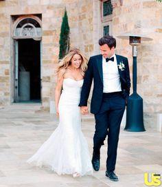 Lauren Conrad Wedding Images