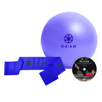 Gaiam Beginner's Pilates Kit - approx. $30 / £19. Group fund amazing gifts at www.shareagift.com #health #fitness #gifts #ideas