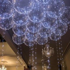 🔥🔥🔥Buy 15 Free Buy 20 Free Christmas Party Bobo Balloons with LED String Light Light Up Balloons, Led Balloons, Balloon Lights, Deco Buffet, Toy Storage Bags, The Balloon, Balloon Arch, Decoration Table, String Lights