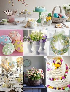Easter Wedding Theme from The Wedding Community