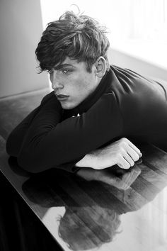 Tom Webb by Sophie Mayanne for Boys by Girls