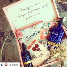 Bridesmaid Box by Lanina Box - 033