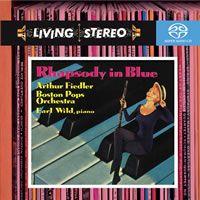 Arthur Fiedler  - Gershwin: Rhapsody in Blue/ Concerto In F/ American in Paris | Earl Wild