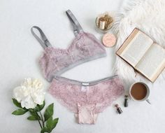 5 Etsy Shops Our Fashion Editor's Are Obsessed With | Ohhh Lulu - Delicate lace and vintage patterns have drawn a cult following to this shop, which is helmed by Sarah Norwood.
