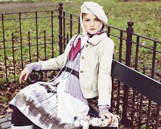 Wonderful, wearable, Vintage look by Noa Noa.