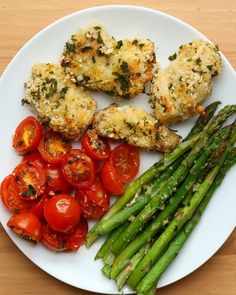 Lemon Parmesan Chicken Traybake