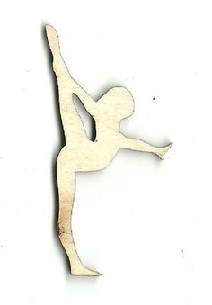 Female Gymnast Unfinished Laser Cut Wood Shape SPT52 Laser Cut Wood, Laser Cutting, Female Gymnast, Shape Crafts, Scroll Saw Patterns, Permanent Marker, Unfinished Wood, Baltic Birch, Diy Painting