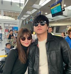kathryn bernardo | daniel padilla | kathniel - November 2019 © Daniel Padilla, Kathryn Bernardo, Love Couple, Celebrity Couples, Character Inspiration, Round Sunglasses, Celebrities, November 2019, Hani