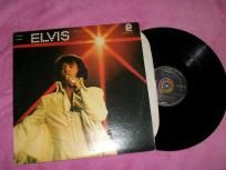 Elvis Vinyl Album - You'll Never Walk Alone , Free Shipping