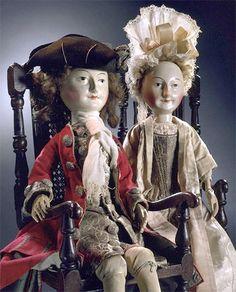 Lord & Lady Clapham