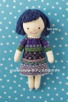 snow-snowのドレスの女の子
