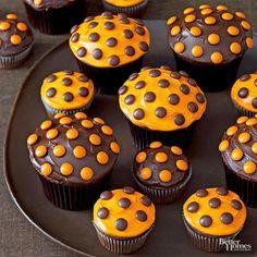 Wickedly Fun Halloween Cupcakes