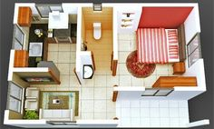 [Interior] 작은집 tiny house