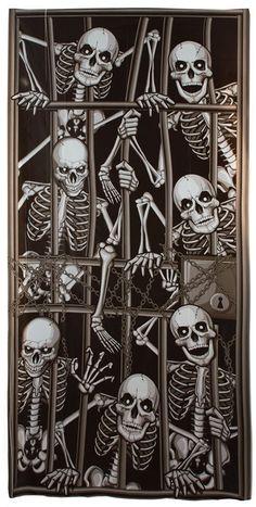 12 Stück Halloween Lustige Skelett Reihe Von Knochen DIY Dekoration Hängen