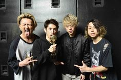 Listen to every One OK Rock track @ Iomoio One Ok Rock, Rock Band Photos, Takahiro Moriuchi, Anime Songs, Cover Songs, Heavy Metal Bands, Visual Kei, Look Cool, Rock Music