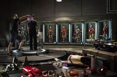 Iron Man 3, la première image officielle