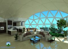 Sustainable Domes - Geodesic Dome - Aquaponics Domes :: Home