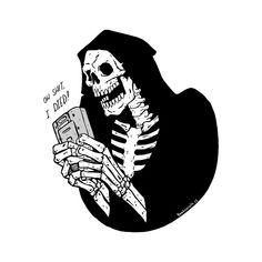 it would be a dream sad sadedits⚫️ sadqoutes depressededits😷🔫 depressionhelp depresión depressao depressionkills depressione depressed sadquotesdepressed death dead suicideedit suicidalthougts suicidial Arte Dope, Dope Art, Tattoo Drawings, Art Drawings, Skeleton Art, Poses References, Skull Art, Aesthetic Art, Art Sketches