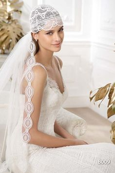 Sigh… Pronovias, you sure know how to do pretty. Pronovias 2014 Fashion pre-collection is definitely one of their prettiest offerings to date, Headpiece Wedding, Wedding Veils, Bridal Headpieces, Bridal Hair, Wedding Hairstyle, Wedding Bride, Wedding Dresses 2014, Wedding Dress Styles, Bridal Dresses