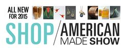For over 30 years, the Buyers Market of American Craft has brought together top artists and retailers from the United States and Canada.  Join us at our next show—January 16-19, 2015—as we bring the nation's largest wholesale marketplace for American and Canadian handmade to Washington DC under our new name, AMERICAN MADE SHOW.