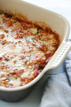 Baked Ratatouille with Havarti Cheese Recipe on Yummly. @yummly #recipe