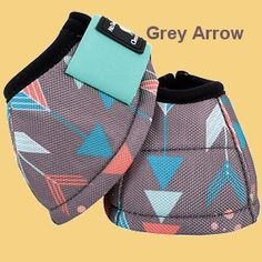 Classic Equine Dyno Designer Bell Boot Grey Arrows-I love these! Horse Boots, Horse Gear, My Horse, Horse Bridle, Horse Saddles, Riding Hats, Horse Riding, Riding Gear, Clydesdale