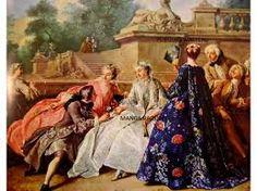 ACCESORIOS DE la moda rococo