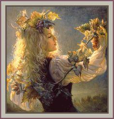 Beaux tableaux de Hélène Beland