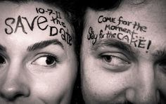 Os melhores modelos de Save the date pra você se inspirar | OMC