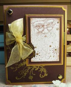Santa Collage by CardInspired - Cards and Paper Crafts at Splitcoaststampers
