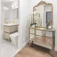 *Just Listed* - 1 bath, newly renovated, Midtown East unit for sale (fully furnished upon request). Doorman building with gym, roofdeck & parking garage. Link in bio - DM if interested .Slowly expanding or we'd stay forever. Bedroom Decor For Small Rooms, Bedroom Decor For Couples, Mirrored Bedroom Furniture, Furniture Decor, Furniture Arrangement, Furniture Design, Dresser With Mirror, Mirrored Dresser, Ballard Designs