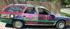 Goodbye Artus - you were a super fun art car - so sad your time is up :( but we have fantastic memories of you. :)