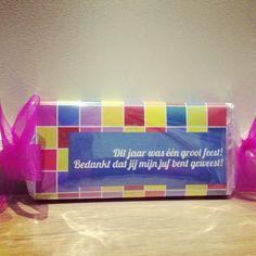 Einde schooljaar cadeautjes @ CHOCOLADEBOUTIQUE.be