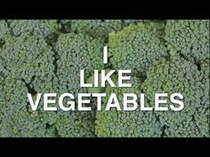 """Therapy Resource for Picky Eaters: """"I Like Vegetables Rap"""" pinned by #PediaStaff. Visit http://ht.ly/63sNt for all our pediatric therapy pins"""