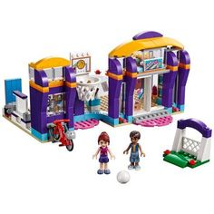 LEGO Friends Heartlake Sports Center 41312 - Walmart.com