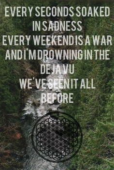 Seen It All Before - Bring Me The Horizon