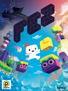 Full Version PC Games Free Download: Fez 1.12 Free PC Game Download
