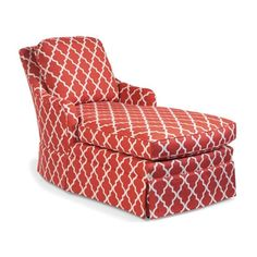 Fairfield 1642-25  Chaise available at Hickory Park Furniture Galleries